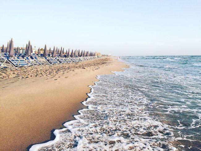 Pisa Beach Seascape Vitaminsea Italy Liguria Mediterranean  Summer Summertime Golden Moment Golden Moments  Golden Moments 43