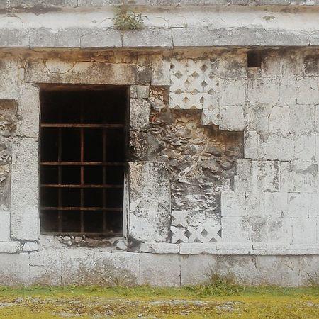 Chichenitza Yúcatan Old Door MaravillasDelMundo