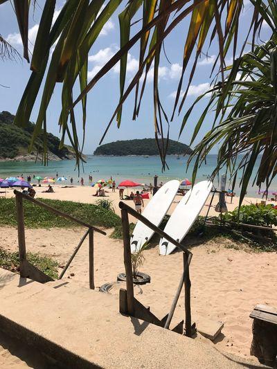 Thailand Nai Harn Beach