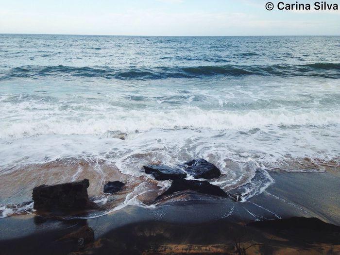 Invação da Água do Mar na Praia do Abricó em Rio Das Ostras Praia Do Abricó Rio Das Ostras