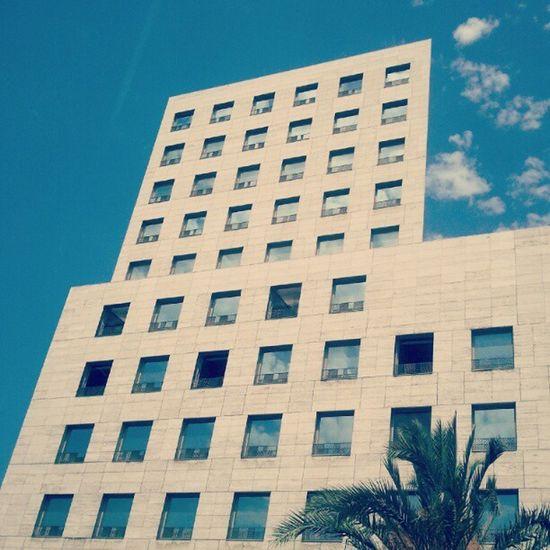 Plain building