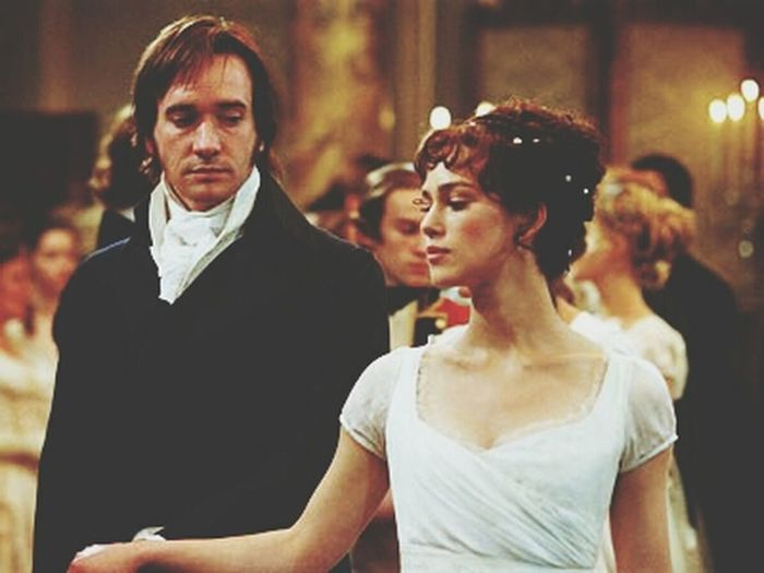 oh God!I love this film sooo much! Film Pride And Prejudice