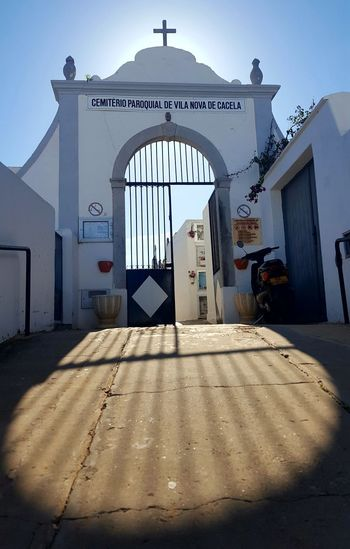 The Architect - 2017 EyeEm Awards Entrance No People Day Architecture Indoors  Politics And Government Prison Algarve, Portugal Cacela Velha Portugal CacelaVelha Portugal