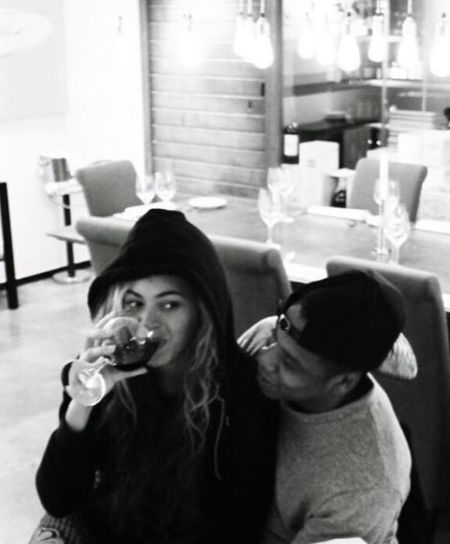 BeyJey. Drunk In Love