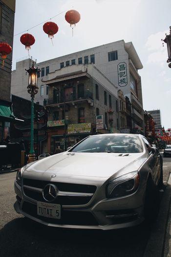 Mercedes Car Chinacity