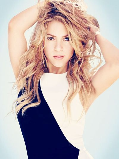 Shakira My Beww In Love Isabell Mebarak <3