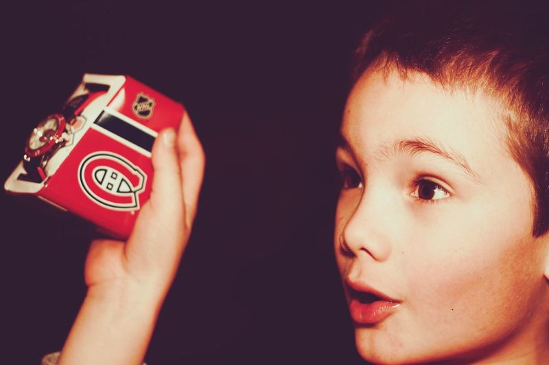 Montrealcanadiens Check This Out Happy :) Passion