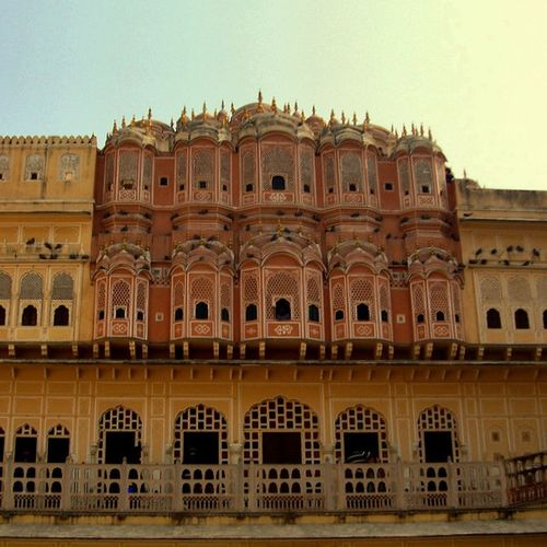 Beautiful Hawa mahal in Jaipur India. You can see the royal Rajasthani culture. Taking Photos Check This Out Beautiful View Wanderlust Travel Photography Architecturelovers Architecturephotography Architectureporn Palace Of Culture Jaipur Diaries Roaming Around Roamography Traveling Lovetravelling