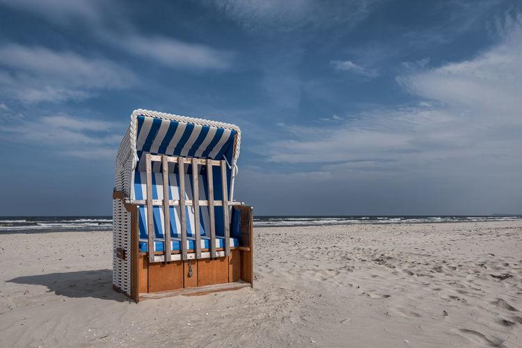 September war´s Baltic Sea Beach Beach Chair Blau Blue Germany Himmel Holiday Karlshagen Relaxation Sand Sky Sommer Strand Summer Urlaub Usedom Wasser Water Weiss White The Great Outdoors - 2016 EyeEm Awards The Essence Of Summer- 2016 EyeEm Awards