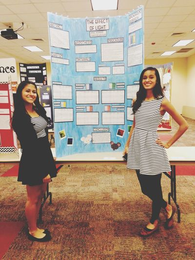 Science Fair April Omg We Got 2nd