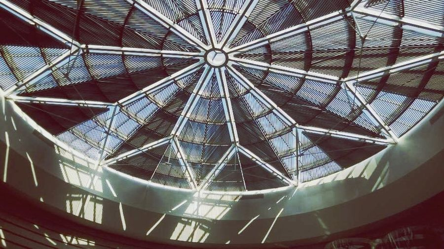 Ceiling Architecture Surface Structure