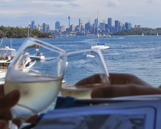 Doyles on the beach... best restaurant in Sydney ;-) Life Is A Beach Nature Landscape Travel Cityscapes City Traveling On The Road From My Point Of View At The Restaurant Wine Moments Landscapes Scenics Urban Skyline Cityscape Urban Landscape Marina Outdoors Beauty In Nature