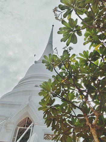 Built Structure Architecture Pagoda Religious Building Building Exterior Bangkok View