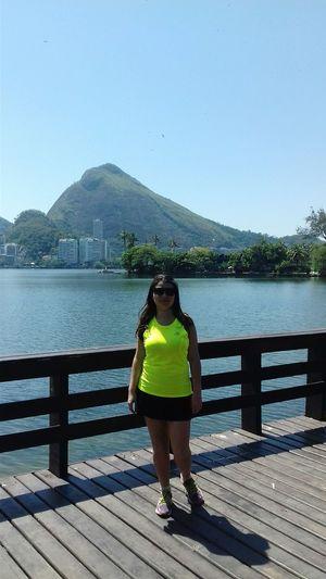Lagoa Rodrigo de Freitas Tranquility