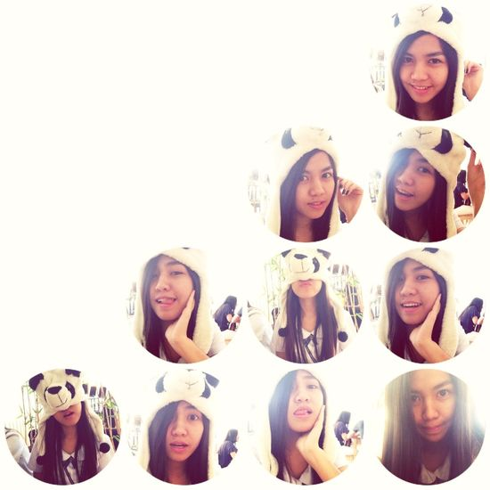 I'm a panda girl and I love it