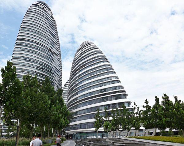 Sky Architecture