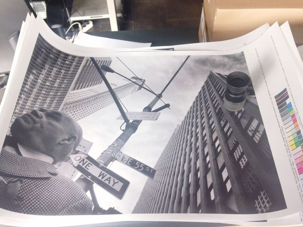 COUNTDOWN TO NYC: T-10. EyeEm NYC Print Photography Blackandwhite The Darkroom Cool Shit EyeZine