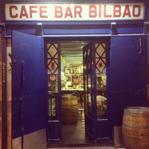 Bilbao SPAIN Travel Travel Destinations Bar Tapas