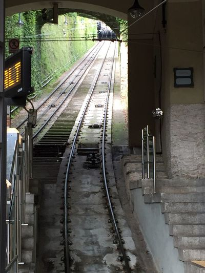 Transportation The Way Forward No People Railway Architecture Track Funicular The Purist (no Edit, No Filter) Purist No Edit No Filter Purist In Photography From My Point Of View Eye4photography  LPhoneography