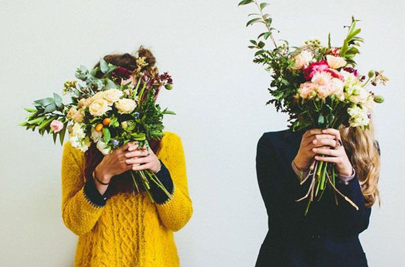 People Flowers