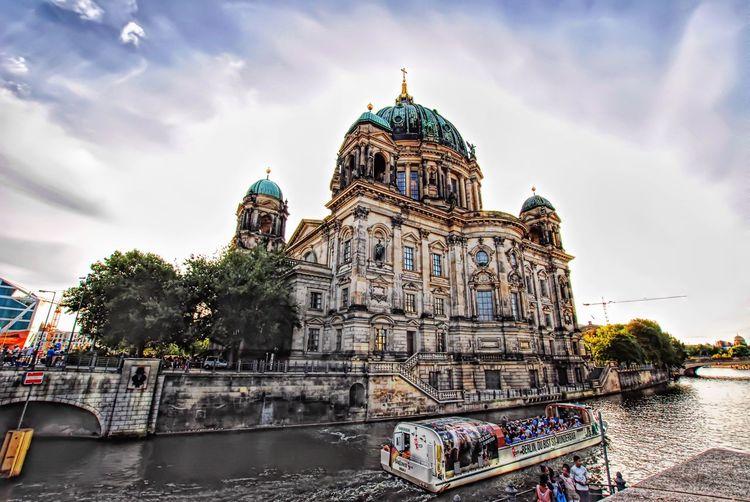 Berlin is the