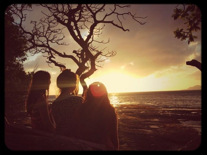 Hawaii Sunset Seeking BEAUTY ♡ Lucky We Live Hawaii Only In Hawaii Titahs♥