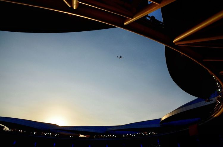 Up In The Air Fly Me To The Moon Flying High Skylovers Atp Stadium
