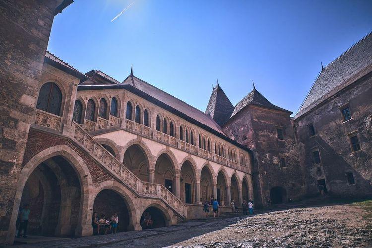 Corvin Castle Trip Interior Airplane Travel Romania Corvin Castle First Eyeem Photo