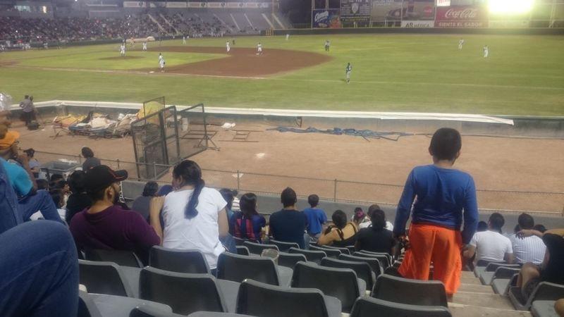 At Night🌙 Torreón, Coahuila Comarca Lagunera Baseball Baseball Game Baseball Field Baseball ⚾ Beisbol