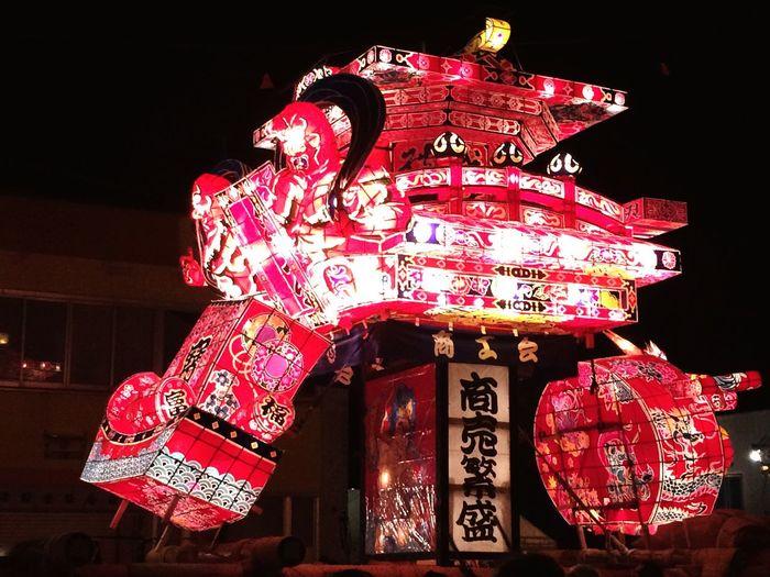Night Japan 北海道 行燈 First Eyeem Photo