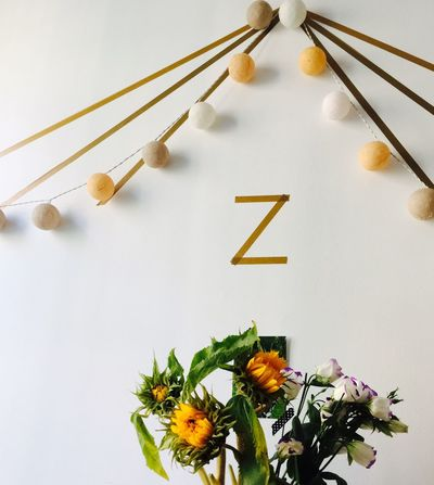 Flowers Circus Decoration Kitchen Walldecoration Homesweethome Simple