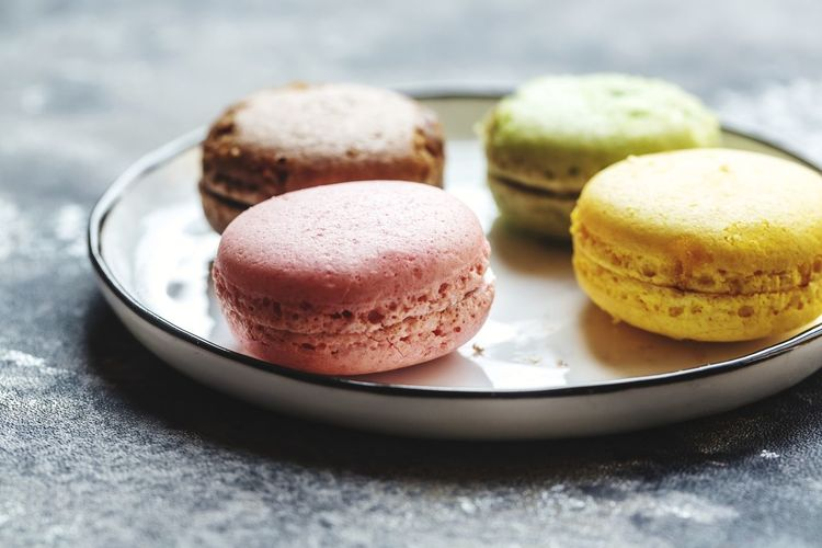 macarons Food