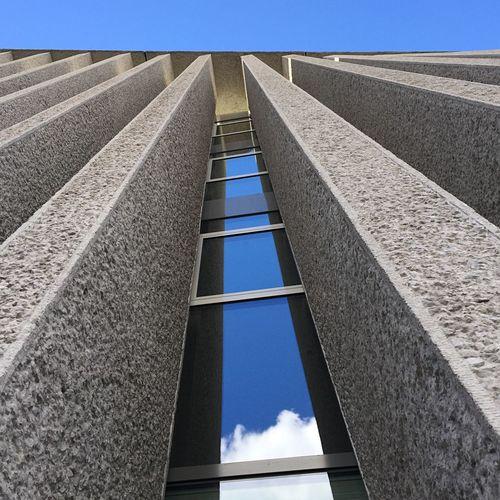 Viva Mexico Berlin Architecture Architectural Detail Concrete Jungle Embassy Mexico
