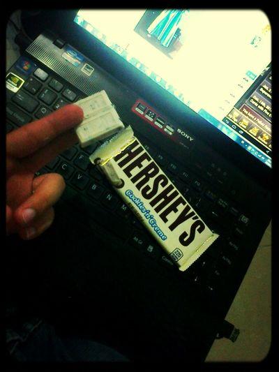 ¡¡¡Dulce Placer!!! Sweet Pleasure Hersheys ♥ Chocolate :3