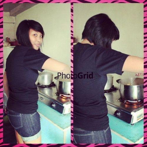 TBT  MedyoPayat ShortHairDays nakakamiss ang short hair :)