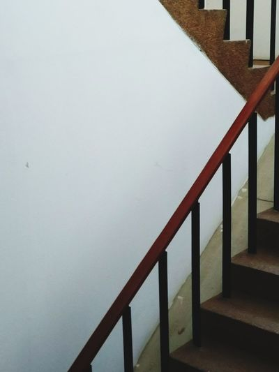 perspective from staircase Spiral Staircase Hand Rail Steps And Staircases Steps Staircase Railing Architecture Built Structure Close-up