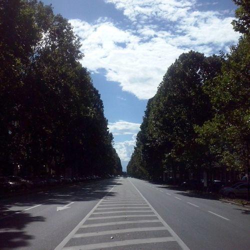 (A)way