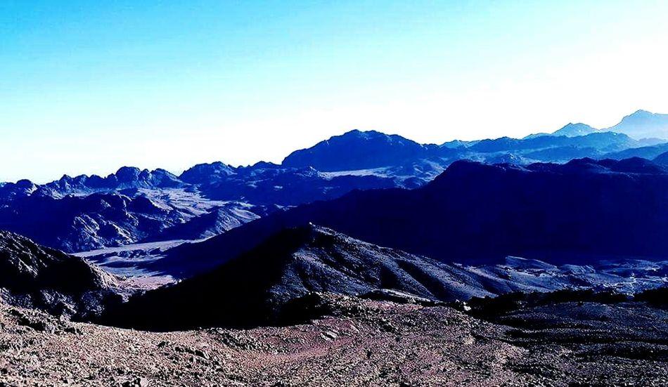 Egpt Mousa Mountain, Saint Catherine