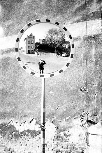 EyeEm Best Shots - Black + White Black & White Streetphoto_bw Mirror
