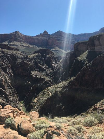 Grand Canyon Beauty In Nature Scenics Rock Formation