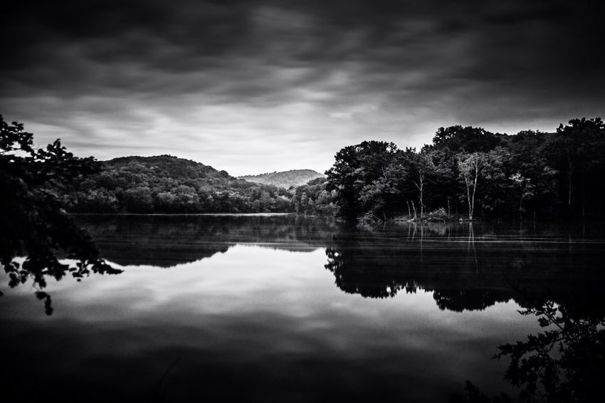 Radnor Lake Long Exposure Blackandwhite Taking Photos Long Exposure