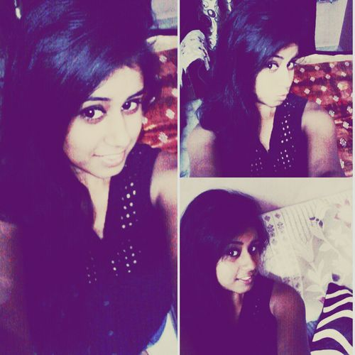 Selfie ✌ Taking Photos Long Hair <3 Follow4follow Catty Eyes Thats Me ♥ Stunning Look :*:*:*:* Check Me Out in Faridabad