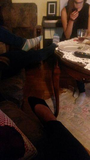 Siedzimy Sobie Moje Lejdis Cousins  Horrory Takie Straszne #piotrtakifajny #beka