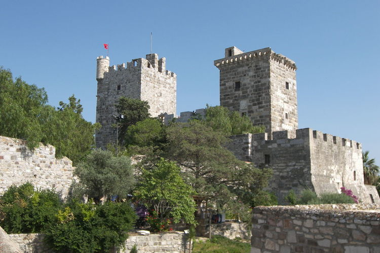 Bodrum fortress