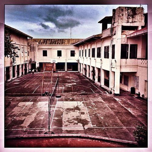 Along the blue coast of panay... D ko na bal-an sunod. Colegiodelsagradocorazondejesus Sagrado Cscj School oldskul