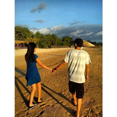 Best moment 2012 Instacouple Tanjungbenoa Nusadua Bali like likeback follow followback