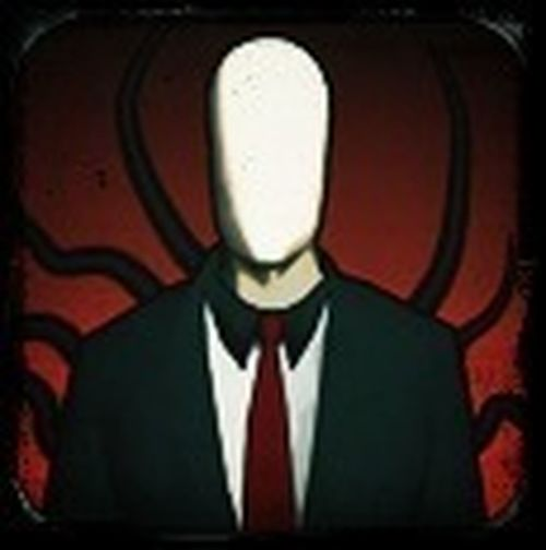 Oh no it's the Slender Man!