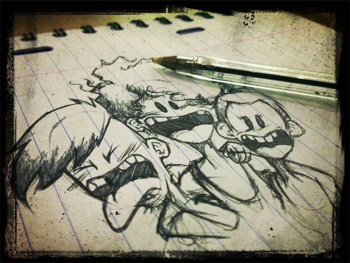 Art, Drawing, Creativity