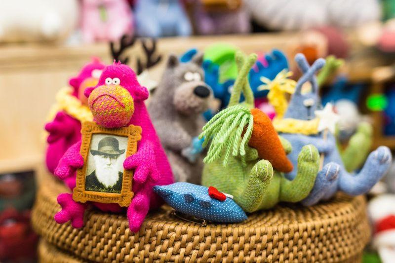 Fair Handmade Fair Toyart Toys Toy Photography Toy Handmade Monkey Monkeytoy Christmastime