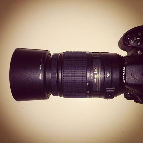Nikkor 55_300mm Lens